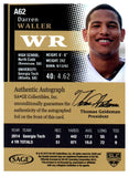 2015 Sage Hit Darren Waller Rookie Autograph Card Ravens - JM Collectibles