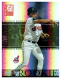 2003 Donruss Elite Jhonny Peralta Rookie Card /1750 Cleveland Indians - JM Collectibles