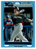 2013 Bowman Blue Border Ron Miller Rookie /500 Miami Marlins - JM Collectibles