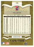 2003 Donruss Classics Joe Carter Legends /1500 Toronto Blue Jays - JM Collectibles