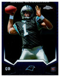 2011 Topps Chrome Cam Newton Rookie Recognition Carolina Panthers - JM Collectibles