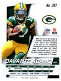 2014 Panini Prizm DaVante Adams Rookie Card Green Bay Packers - JM Collectibles