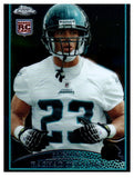 2009 Topps Chrome Rashad Jennings Rookie Card Jacksonville Jaguars - JM Collectibles