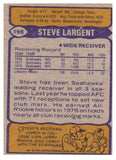 1979 Topps Steve Largent All Pro Seattle Seahawks - JM Collectibles