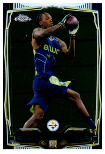 2014 Topps Chrome Martavis Bryant Rookie Pittsburgh Steelers - JM Collectibles