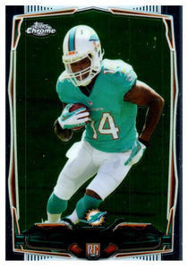 2014 Topps Chrome Jarvis Landry Rookie Miami Dolphins - JM Collectibles