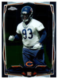 2014 Topps Chrome Will Sutton Rookie Chicago Bears - JM Collectibles