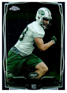 2014 Topps Chrome Jace Amaro Rookie New York Jets - JM Collectibles