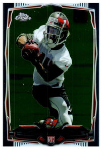 2014 Topps Chrome Robert Herron Rookie Tampa Bay Buccaneers - JM Collectibles