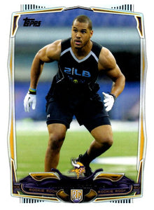 2014 Topps Anthony Barr Rookie Minnesota Vikings - JM Collectibles