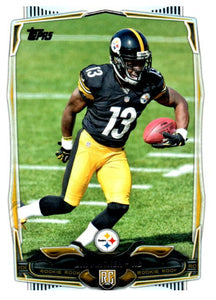 2014 Topps Dri Archer Rookie Pittsburgh Steelers - JM Collectibles