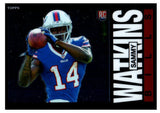 2014 Topps Chrome Sammy Watkins Rookie Card Buffalo Bills - JM Collectibles