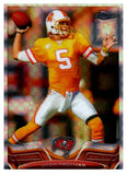 2013 Topps Chrome Josh Freeman Xfractor Tampa Bay Buccaneers - JM Collectibles