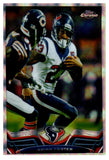 2013 Topps Chrome Arian Foster Xfractor Houston Texans - JM Collectibles