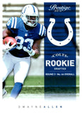 2012 Prestige Dwayne Allen Rookie Card New England Patriots - JM Collectibles