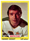 1973 Topps Danny Grant Minnesota North Stars - JM Collectibles