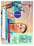 1992-93 Fleer Ultra Alonzo Mourning Rookie Card Charlotte Hornets - JM Collectibles