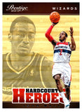 2012-13 Prestige John Wall Hardcourt Heroes Washington Wizards - JM Collectibles