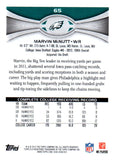 2012 Topps Marvin McNutt Rookie Card Philadelphia Eagles - JM Collectibles