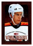 1997-98 Donruss Dainius Zubrus National Treasures Philadelphia Flyers - JM Collectibles