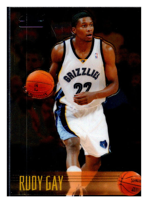 2006-07 Topps Chrome Rudy Gay Variation Memphis Grizzlies - JM Collectibles