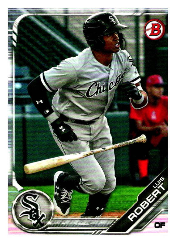 2019 Bowman Prospects Luis Robert Chicago White Sox