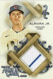 2020 Topps Allen and Ginter Relics A Albert Almora Jr Chicago Cubs