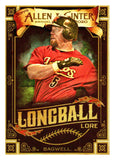2020 Topps Allen and Ginter Longball Lore Jeff Bagwell Houston Astros