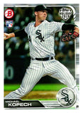 2019 Bowman Topps Holiday Michael Kopech Rookie Card Chicago White Sox