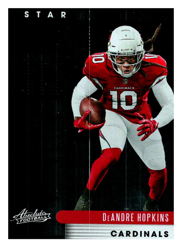 2020 Panini Absolute Star Gazing Deandre Hopkins Arizona Cardinals