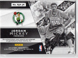 2015-16 Panini Limited Jordan Mickey Rookie Jersey Auto Card #D/99 Boston Celtics - JM Collectibles