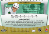 2006-07 Fleer Hot Prospects Loui Eriksson Jersey Card Dallas Stars - JM Collectibles