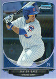 2013 Bowman Chrome Mini Javier Baez Chicago Cubs - JM Collectibles