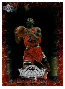 1999-00 Upper Deck Michael Jordan Players Of The Century Chicago Bulls - JM Collectibles