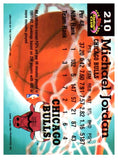 1993 Topps Stadium Club Michael Jordan Members Choice Chicago Bulls - JM Collectibles