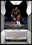 2018-19 Panini Prizm Prizms Dominance Green George Gervin San Antonio Spurs