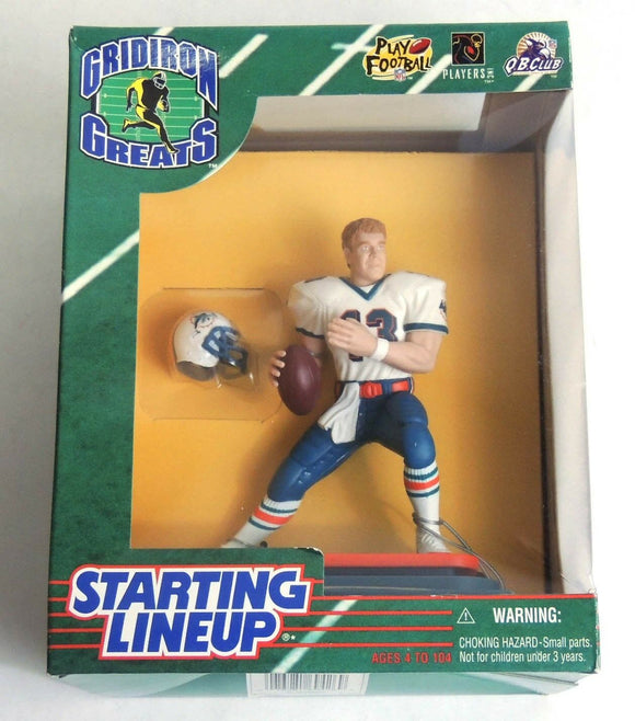 1997 Starting Line Up Gridiron Greats Dan Marino Miami Dolphins