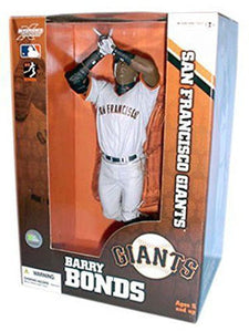 2005 Barry Bonds 12 Inch McFarlane Action Figure San Francisco Giants - JM Collectibles