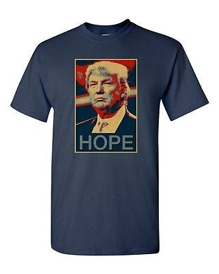 Republican GOP Candidate Hope 2016 President Election USA DT Adult T-Shirt Tee