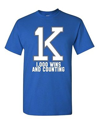 1K K Bold Wins And Counting Basketball Ball Sports DT Adult T-Shirt Tee