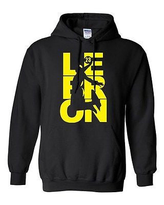 Lebron Cleveland Fan Wear King 23 Basketball Sports Sweatshirt Hoodies