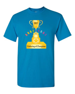 2017 Gathering of Champions Academic All-Star Adult T-Shirt Tee