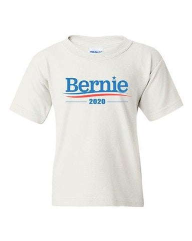Bernie 2020 For President Election Campaign Political DT Youth T-Shirt Tee