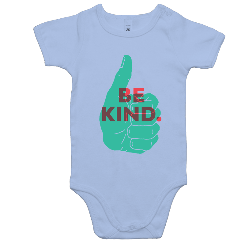 Be Kind Baby Onesie Romper