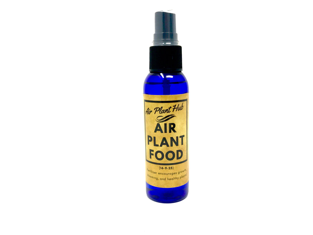 APH Air Plant Fertilizer <br> 60ml Spray Bottle - Air Plant Hub