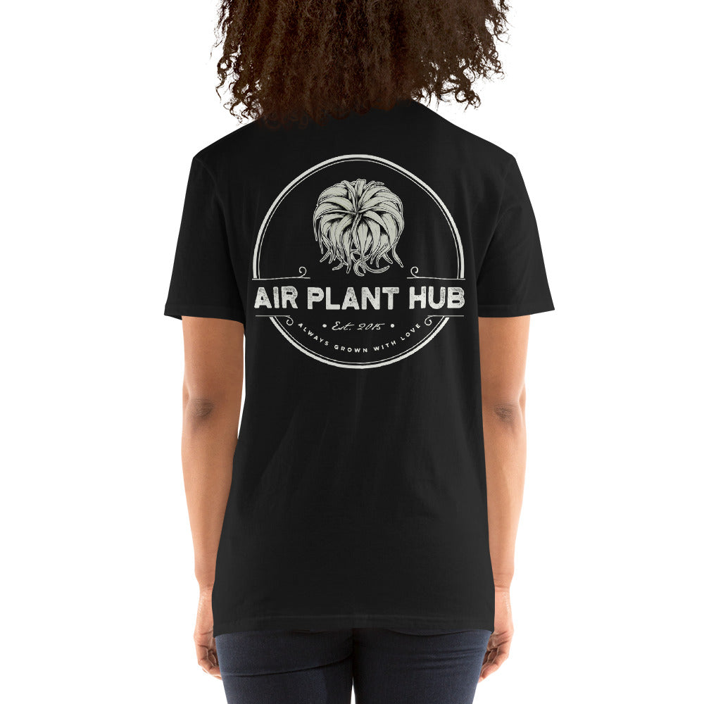 APH Classic (Logo On Back) <br> Short-Sleeve Unisex T-Shirt <br> (Black or Navy)