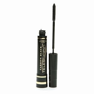 L'OREAL - Telescopic Carbon Black Mascara - Negro