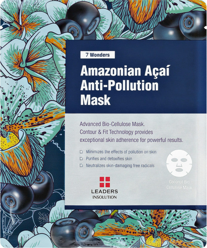 Mascarilla en lámina - Amazonian Acai Anti-Pollution Mask