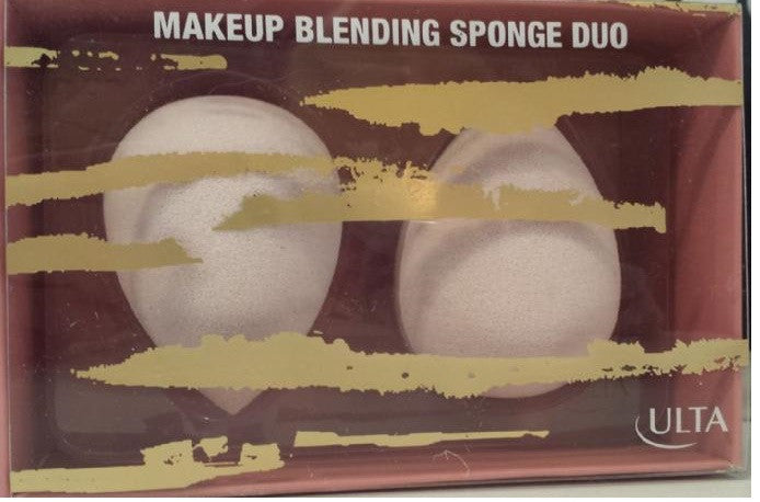 Esponja de Base Pack de (2) - Makeup Blending Sponge Duo