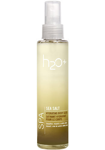 Hidratante Corporal Satinado - Sea Salt Hydrating Body Gloss
